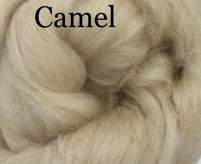 Combed Top Baby Camel