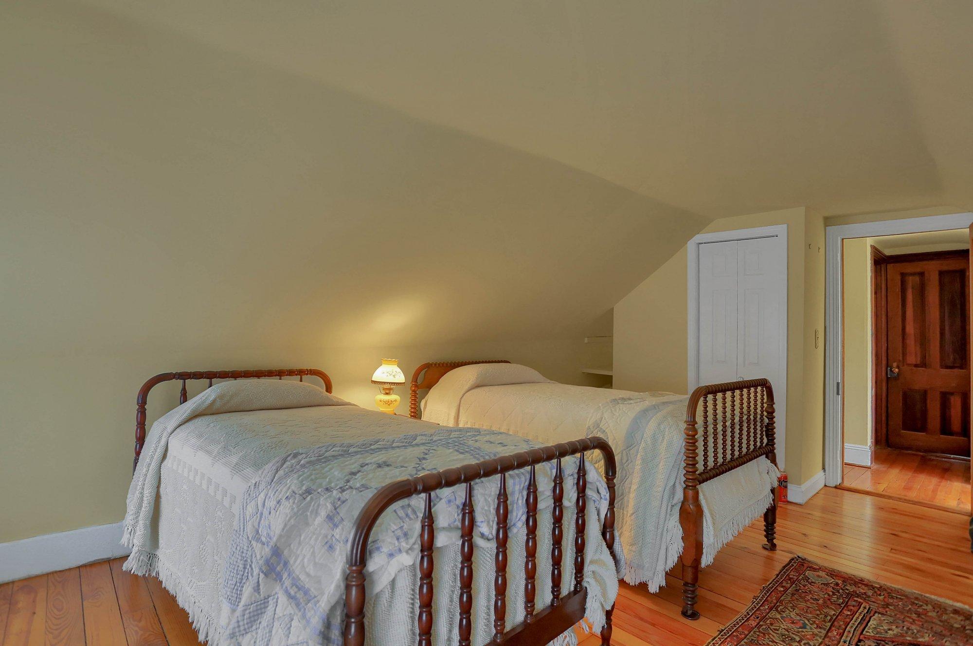 Thurber's Garret 3rd floor guest room