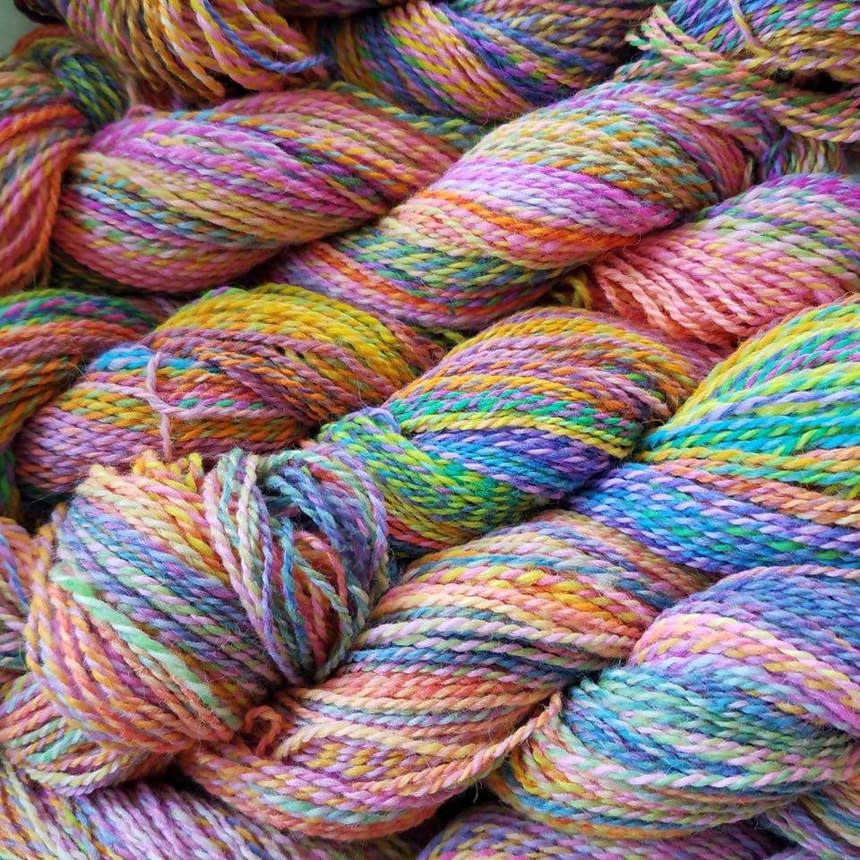 ENTROPY woolen Luminous Flux