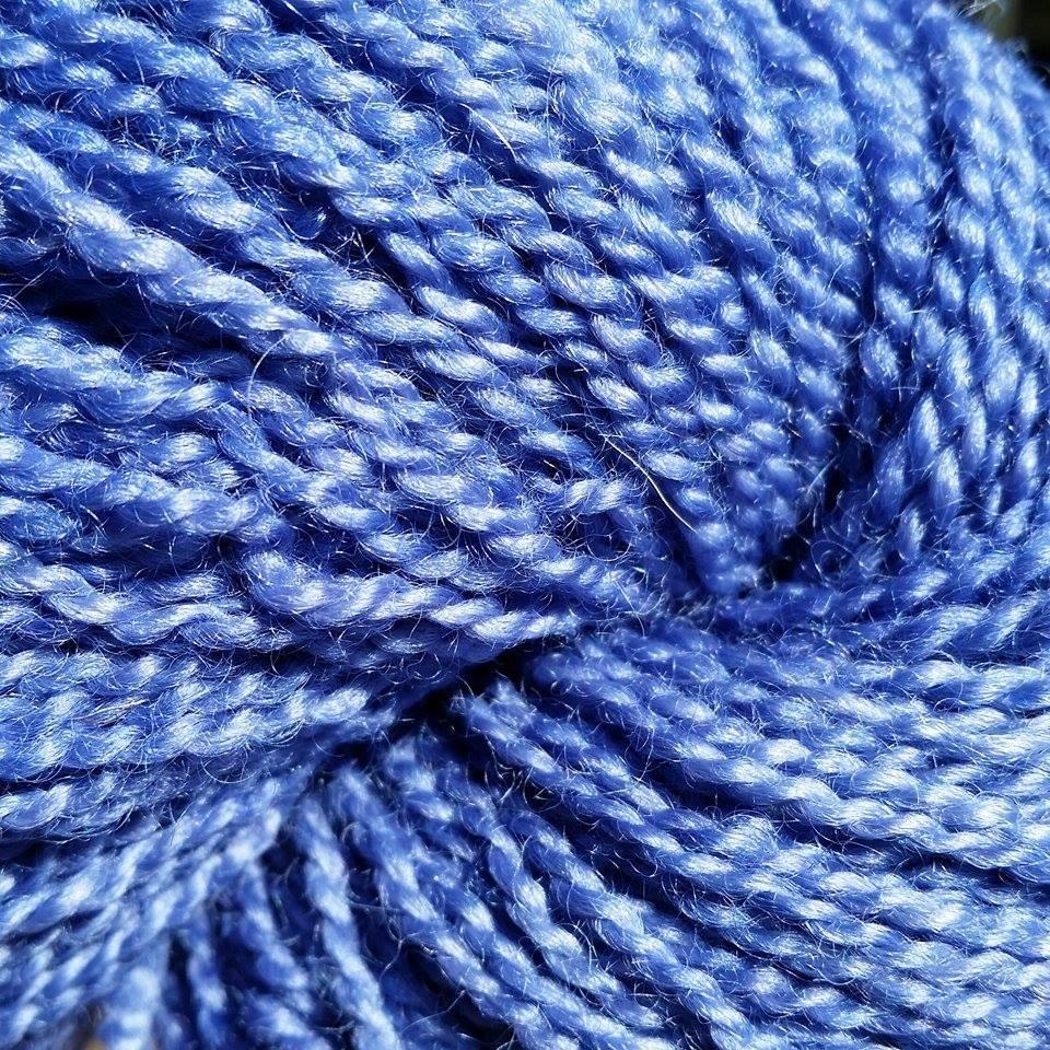 BFL Solid DK Violet