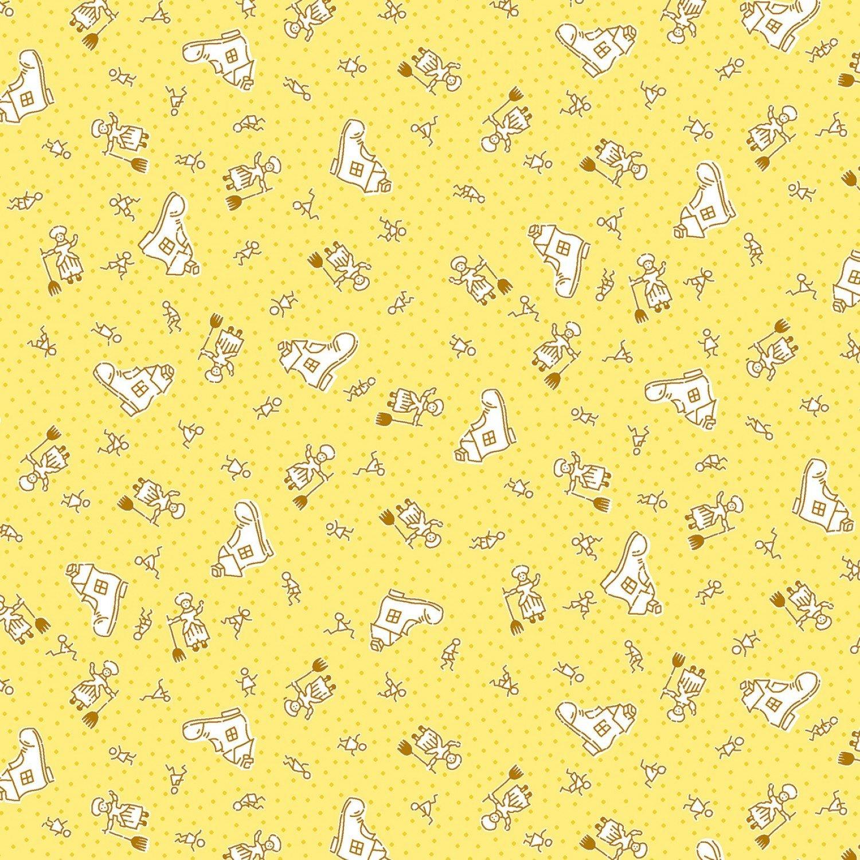 Nana Mae Yellow 30s reproductions