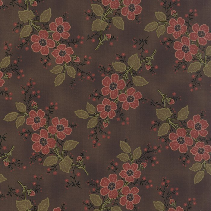 Alices Scrapbag Chocolate Brown