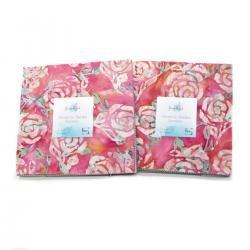 Blossom Batiks- Cascade 10x10 Pack