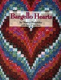 Bargello Hearts Book