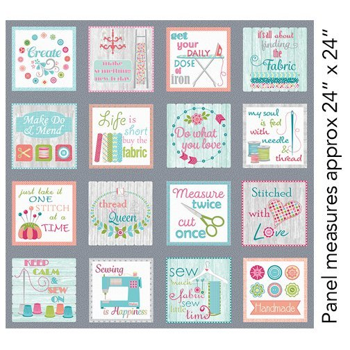 Sew Wordy Multi ( My Home Place)