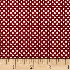Mixology Dots - Crimson Dots -Camelot