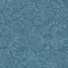 Blank Calla 108 wide blue