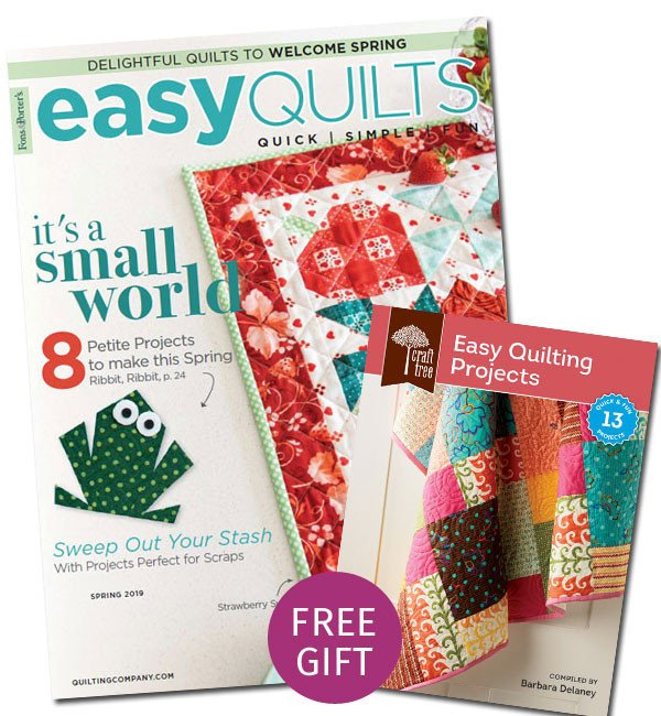 EasyQuilts Magazine
