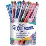 Frixion color ball sticks (erasable)