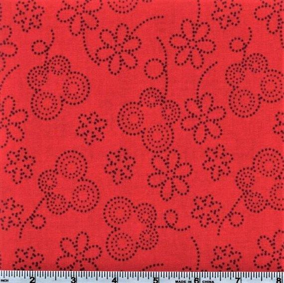 RJR Bugsy Red w/Flowers