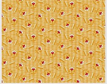 Washington Street Flying Geese Yellow