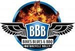 Bikes Blues and BBQ 2020 Logo