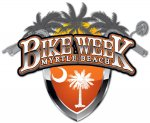 Myrtle Beach Bike Week Fall 2020 Logo