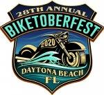 Daytona Biketober 2020 Logo