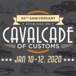 Cavalcade of Customs 2020 Logo