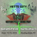 Vette City Motorcycle Music Fest