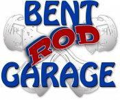 Bent Rod Garage Logo