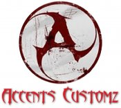 Accents Customz Logo