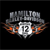 Hamilton HD logo