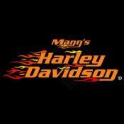 Mann's Harley Logo