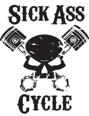 Sick Ass Cycle logo