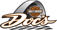 Doc's Harley Logo
