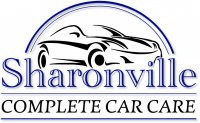 Sharonville Complete Car Care Logo