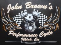John Brown's Performance Logo