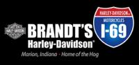 Brandt's I-95 HD Logo