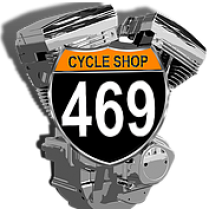 469 Cycle Shop logo