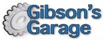 Ginsons Garage Logo