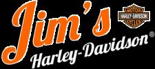 Jim's Harley Davidson logo