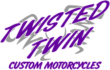 Twisted Twin Custom logo