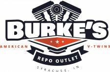 Burkes repo outlet logo