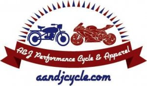 A and J Performance Cycle Logo