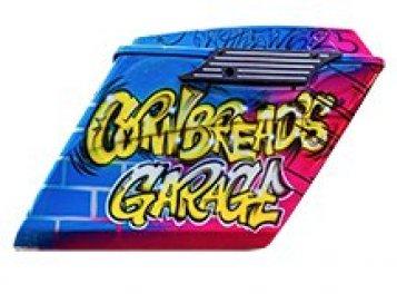 Cornbread's Garage logo