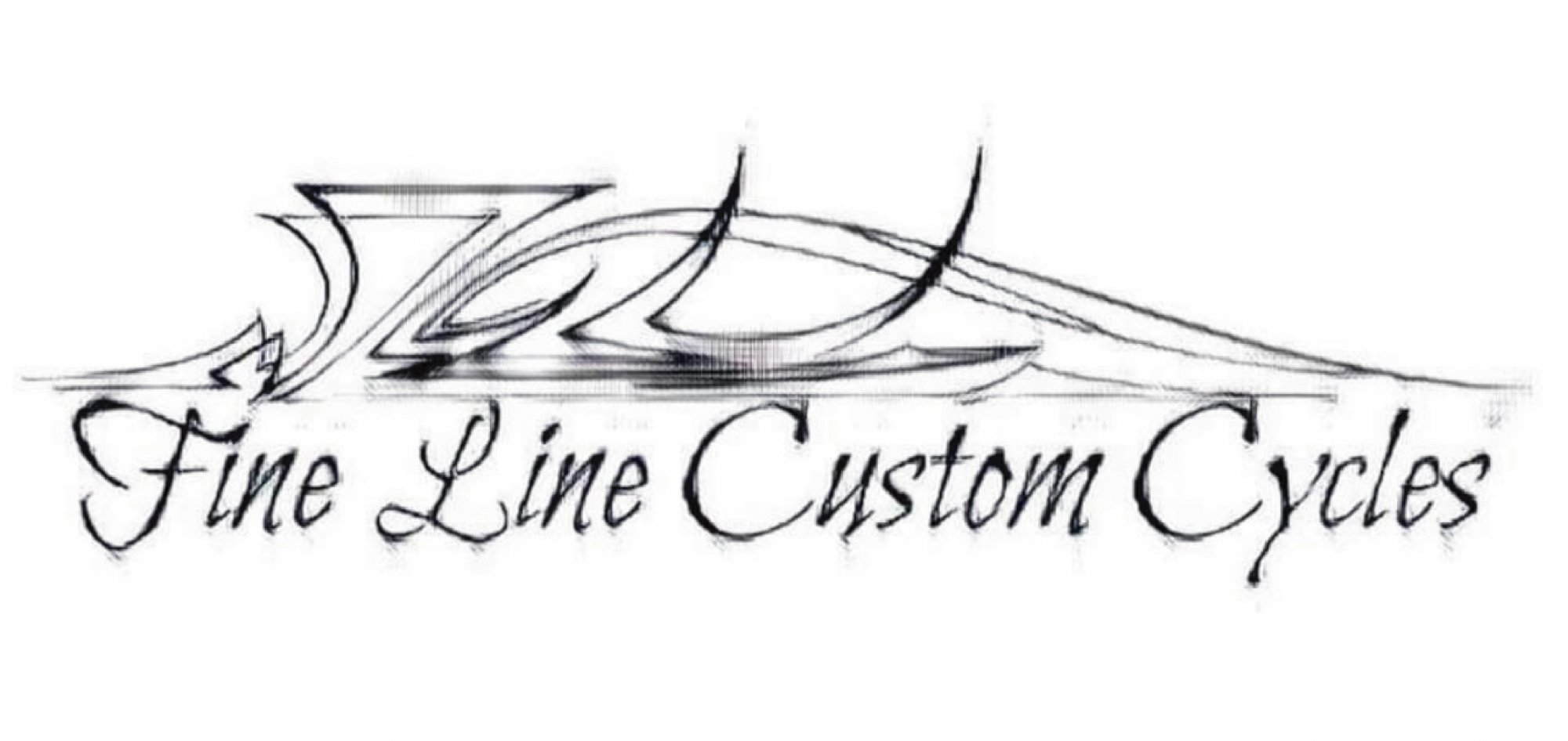Fine Line Custom Cycles logo
