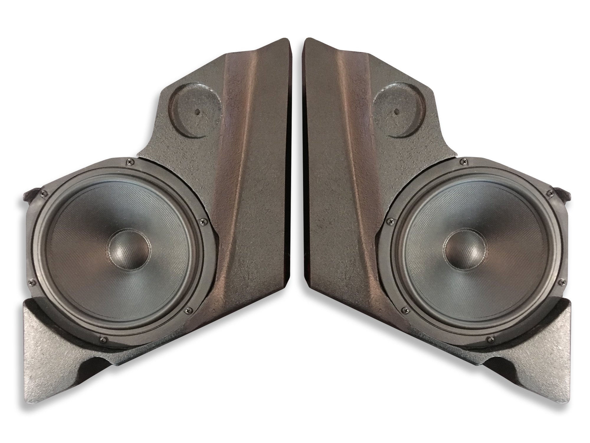 SinisterSound 8 speakers, enclosures, crossovers 14-up