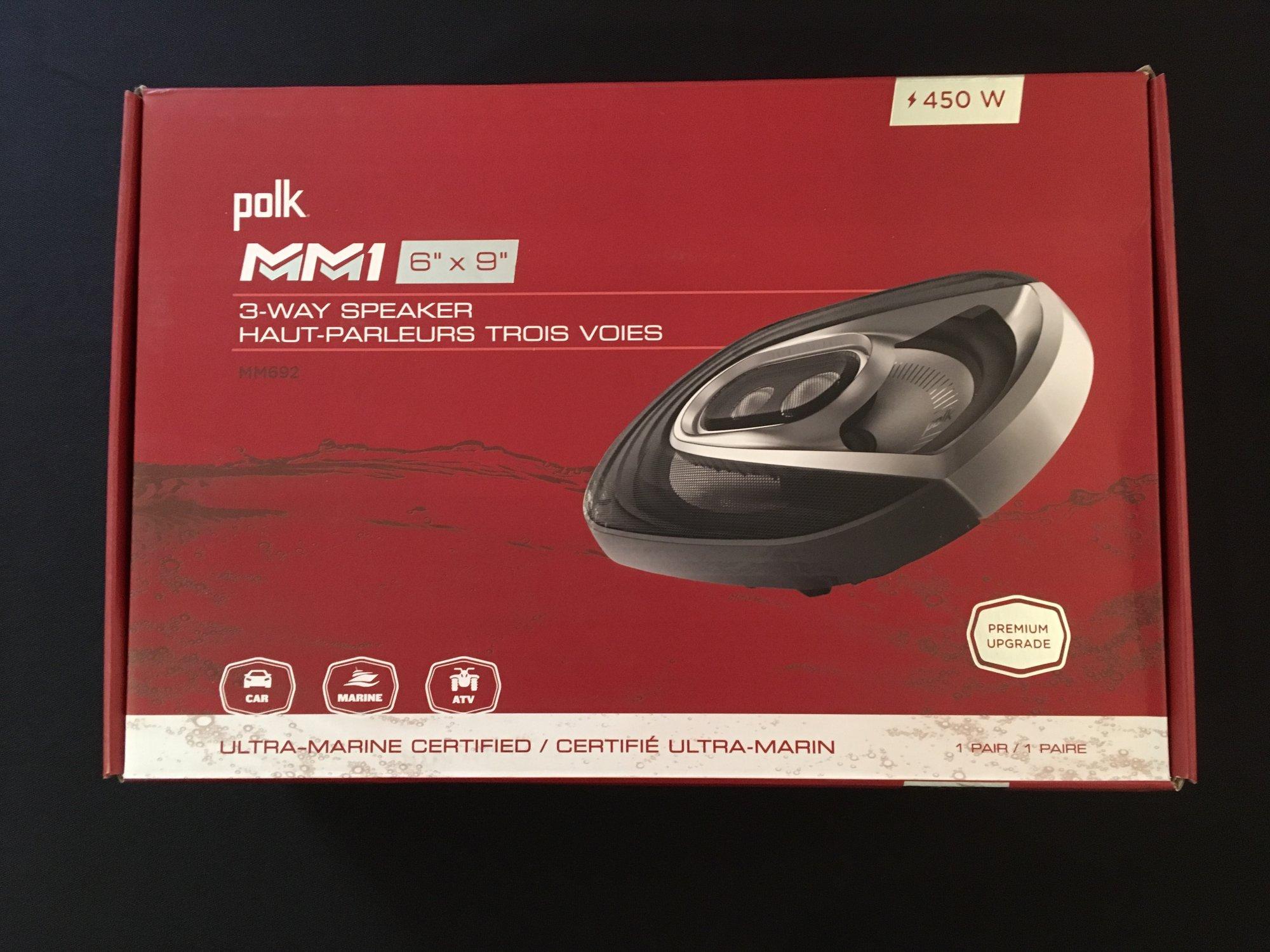 Polk MM692