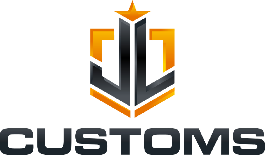 JL Customs logo