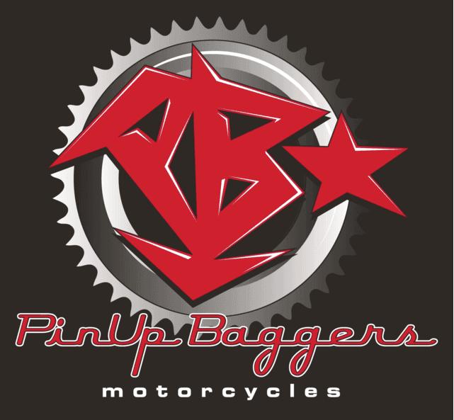 Pinup Baggers logo