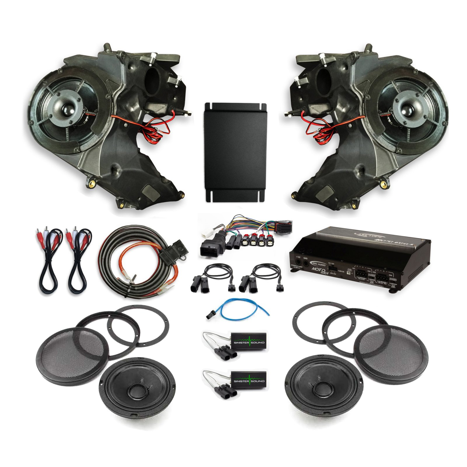 15-18 Road Glide Complete Ultra Kit -NOT FLASHED