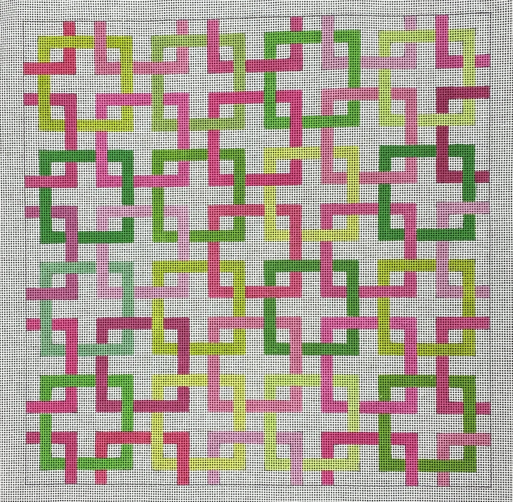 interlocking squares