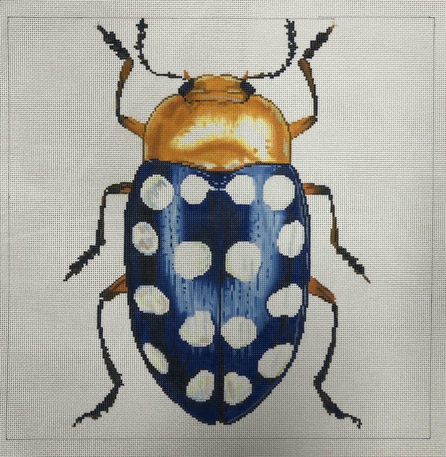 big blue bug