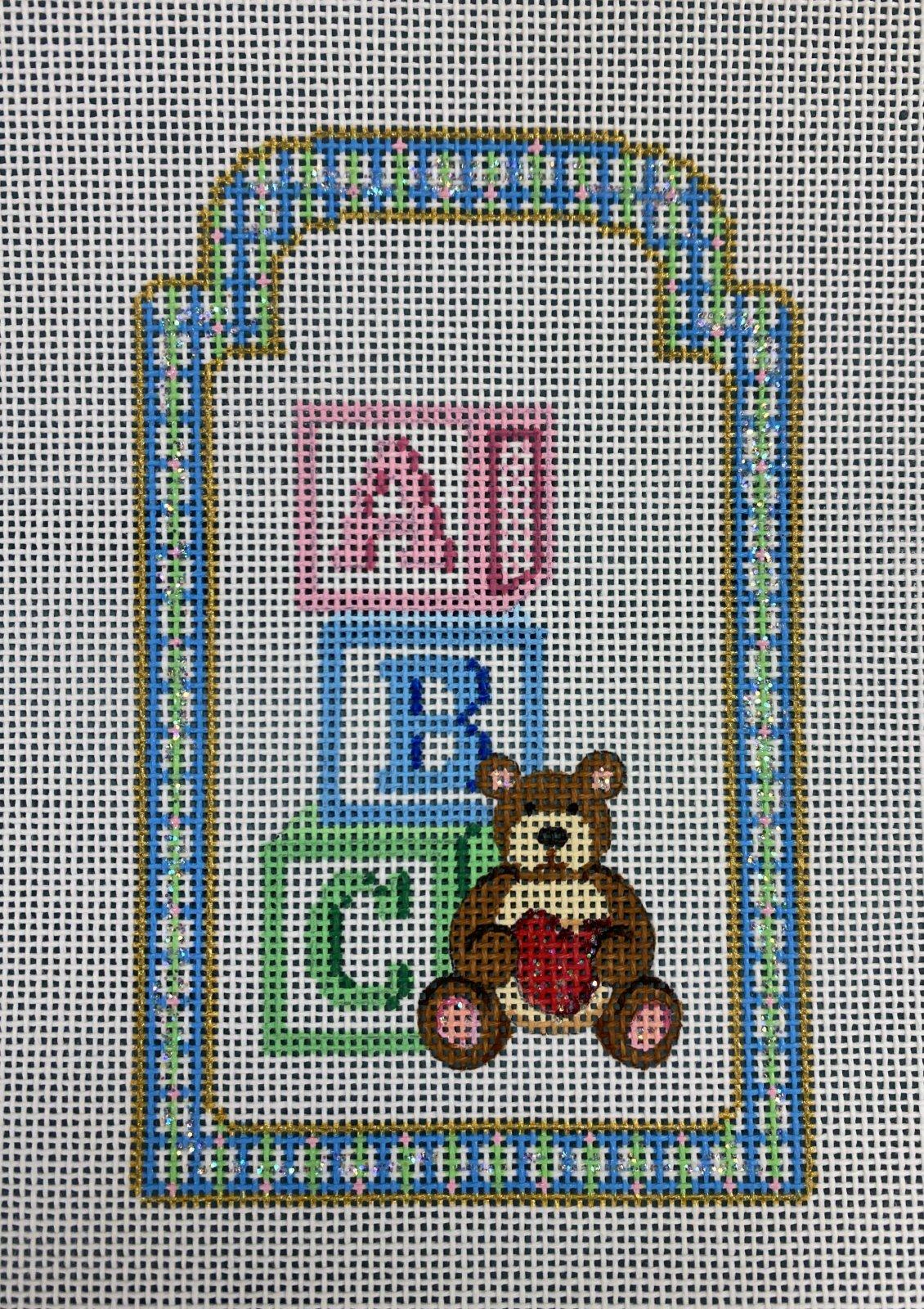 boy  abc bear
