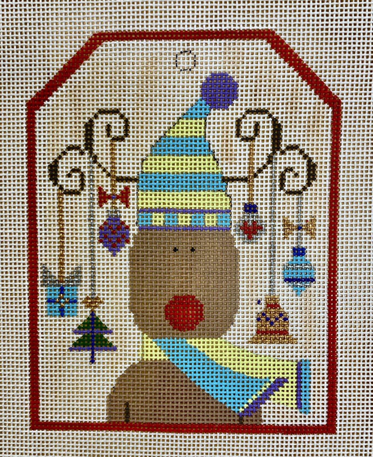 rudolph w stitch guide