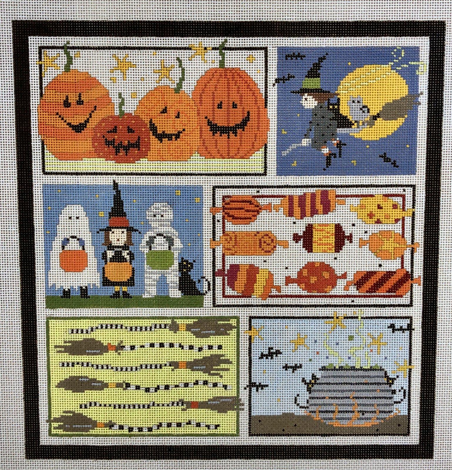 halloween w stitch guide