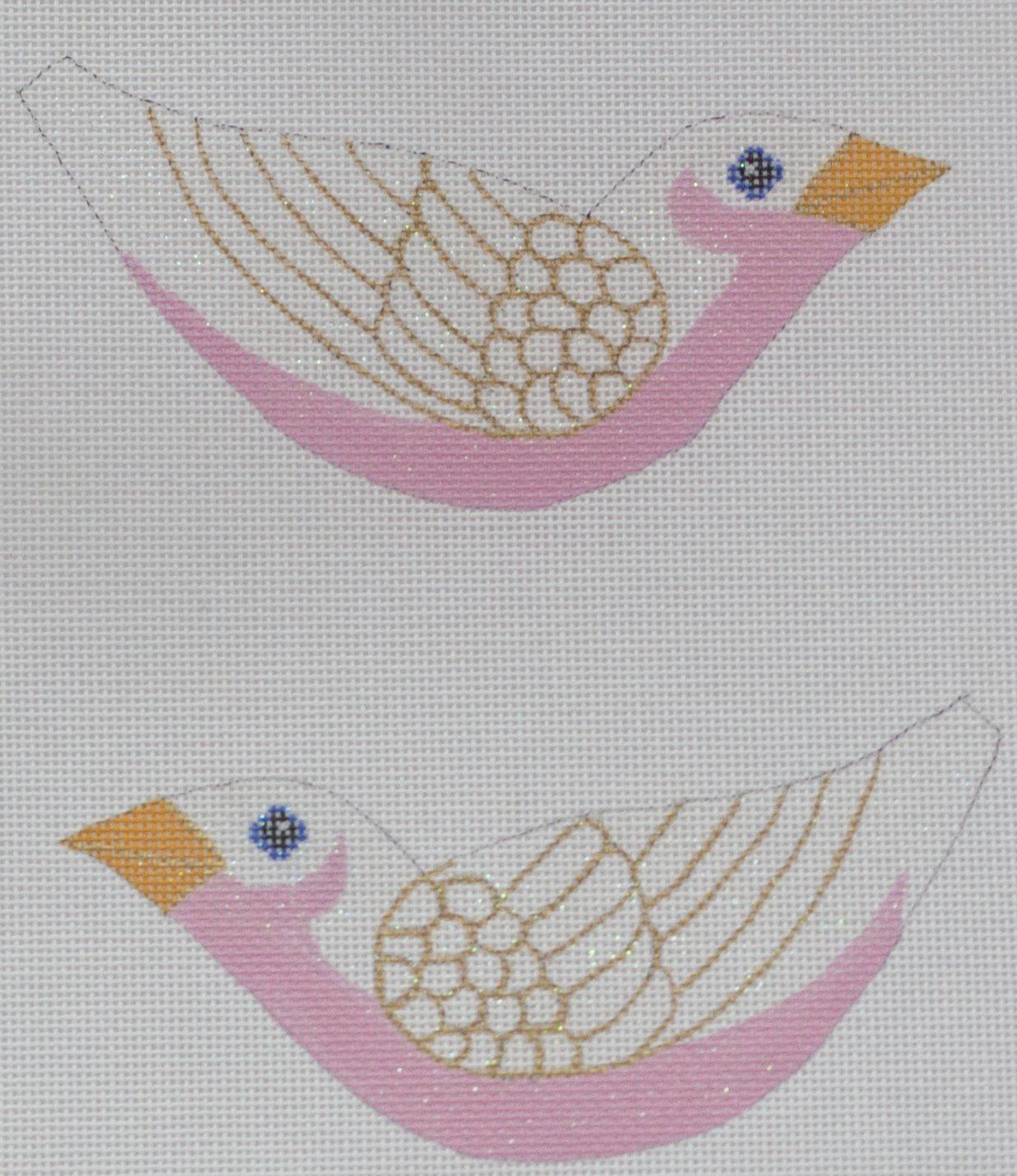 snow clip-on bird