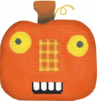 iggy pumpkin w/ stitch guide