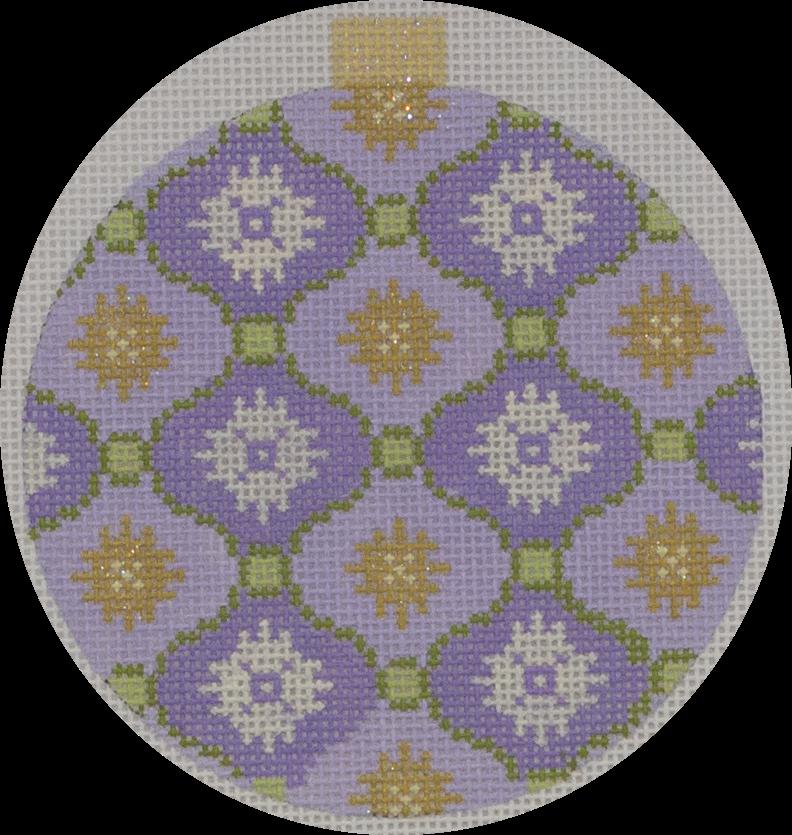 florentine bauble lilac